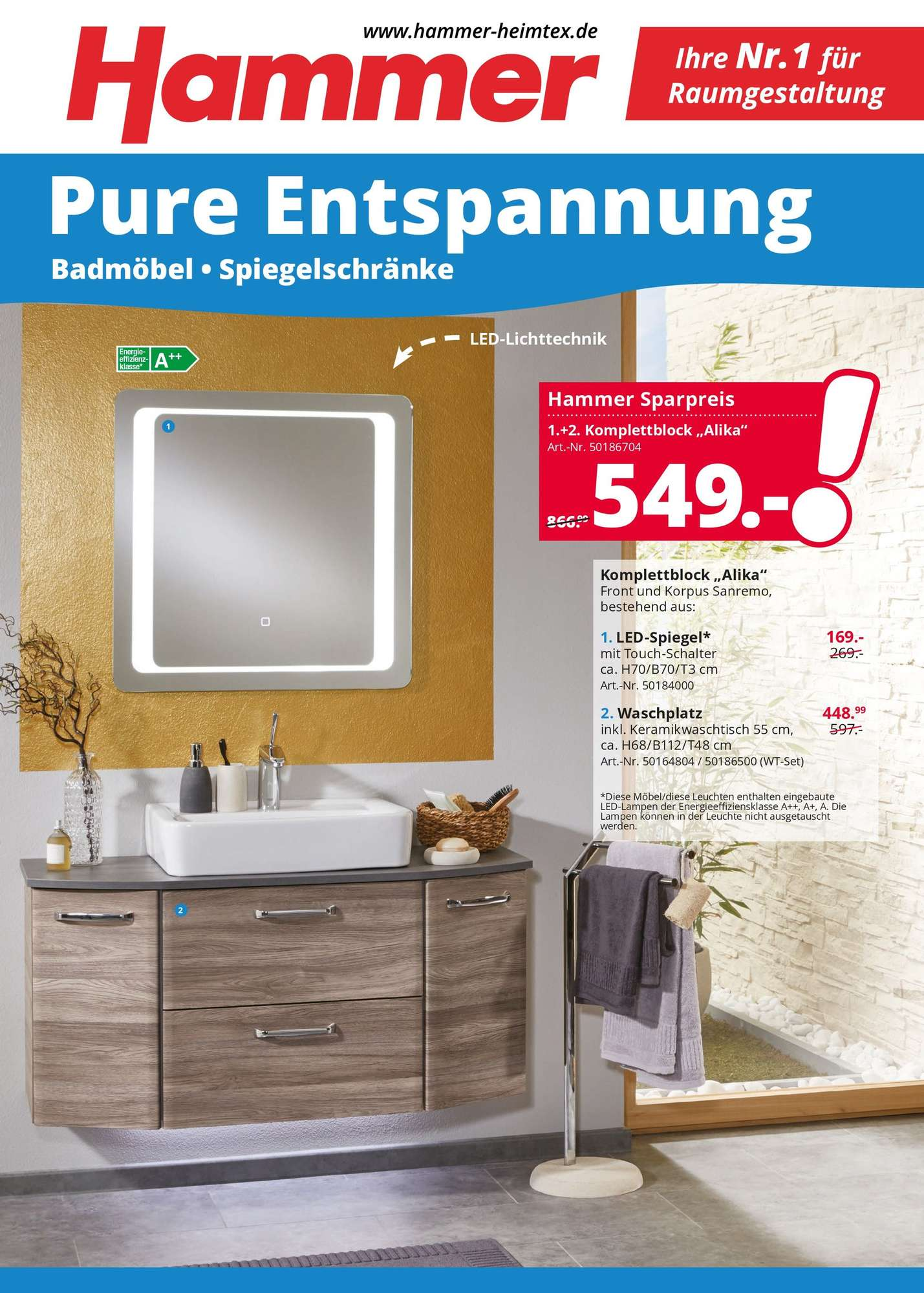 Hammer Pure Entspannung 16062017 22072017