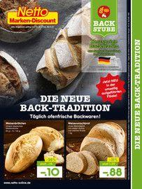 Netto Marken-Discount Die neue Back-Tradition 14.11.2017 - 18.11.2017